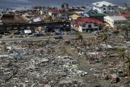 Tacloban City after Typhoon Haiyan. Marcel Crozet/ILO