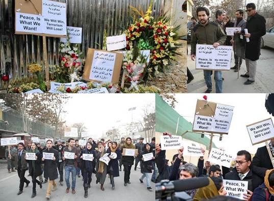 AYLI Protests