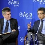 Tom Freston and Saad Mohseni