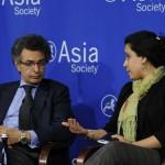 Saad Mohseni and Aarya Nijat