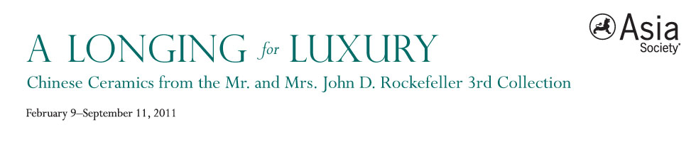 A Longing for Luxury