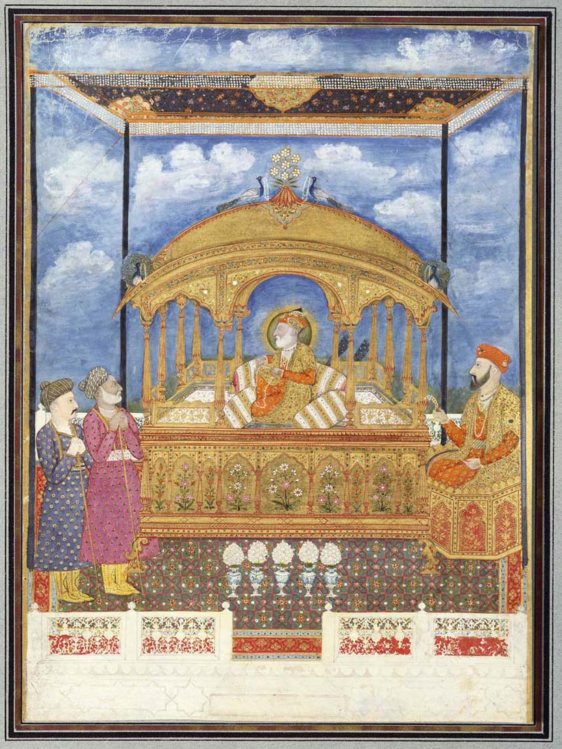 Princes And Painters In Mughal Delhi 187 Decline Of Power
