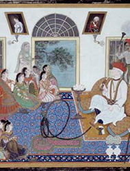 Emperors and White Mughals