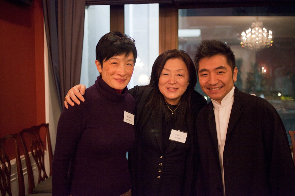 Happy+Freida+Wu Tong_US-China Forum 2012