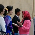 Daw Aung San Suu Kyi at the World Economic Forum on East Asia, June 5-7, Naypyitaw, Myanmar